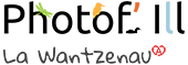 Photof'Ill La Wantzenau Logo